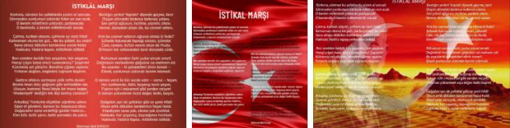 İstiklal Marşı - İstiklal Marşı 10 Kıta Kim Tarafından Kime Yazıldı?