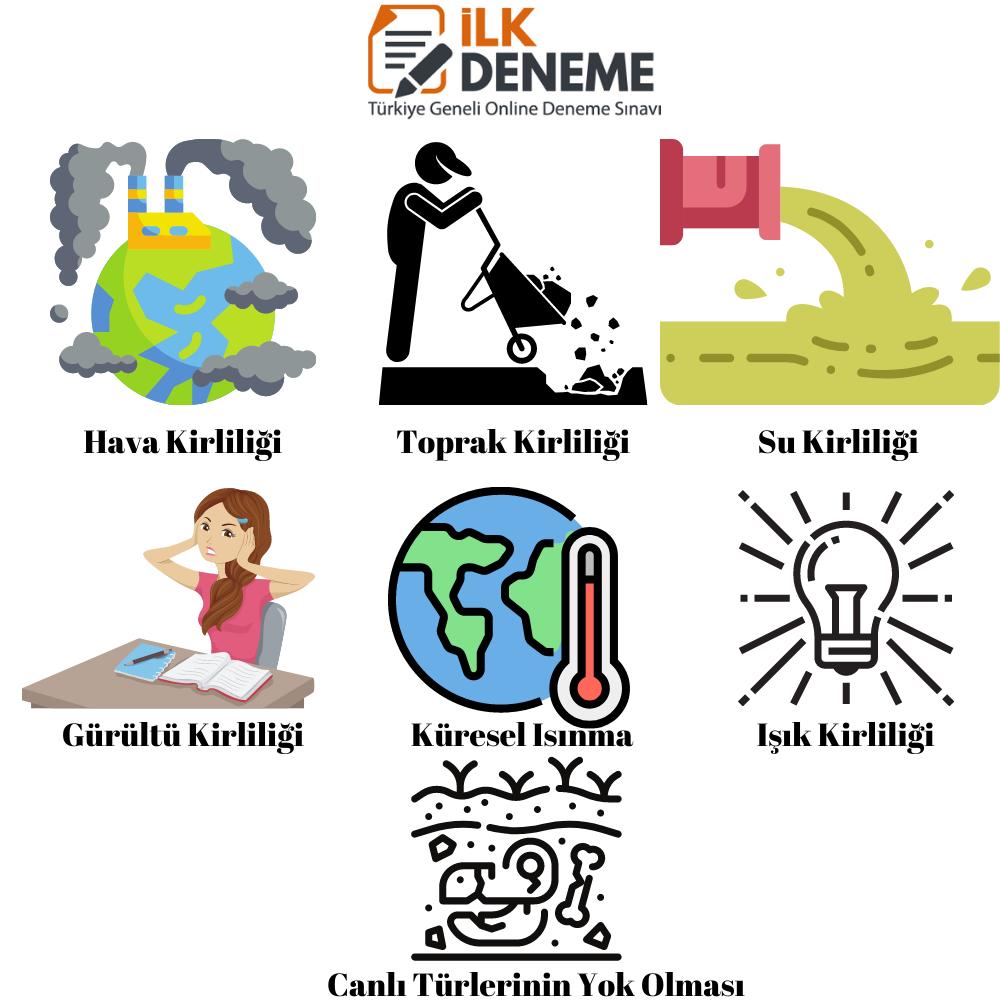 İnsan ve Çevre İlişkisi Konu Anlatımı 5.Sınıf