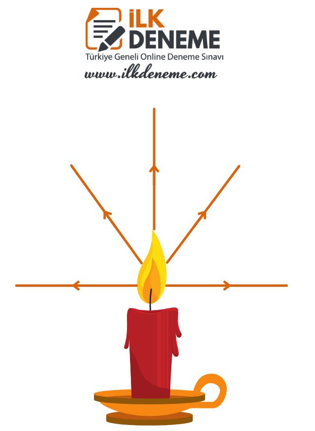 Işığın Yayılması Konu Anlatımı 5.Sınıf