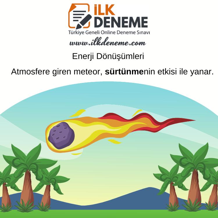 Enerji Dönüşümleri Konu Anlatımı 7.Sınıf